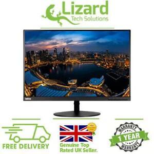 "Lenovo ThinkVision T24d-10 24"" 1920 x 1200 16:10 Full HD+ IPS WUXGA Monitor"