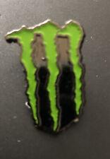 Monster Energy Pin Badge