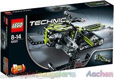 LEGO TECHNIC 42021 Schneemobil Schneemotorrad Snowmobile