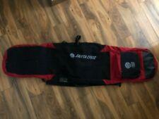 Santa Cruz Snowboard Bag 162cm / 64 Inches Red / Black