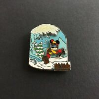 WDW Countdown Expedition Everest Day 2 Mickey LE 1000 RARE HTF Disney Pin 46040
