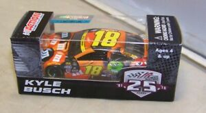 1:64 ACTION 2016 #18 M&M'S HALLOWEEN SPECIAL KYLE BUSCH JGR TOYOTA CAMRY NIB