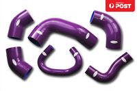 Silicone Intercooler Turbo Hose Kit for Mitsubishi Lancer EVO 7 8 9 CT9A Purple