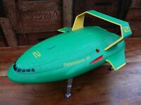 Thunderbirds Movie 2004 Thunderbird 2 Large Ship w/ Thunderbird 4