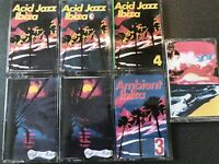 Acidjazz, Chill Out, Ambient Mix Tapes From 1994/95 Ibiza Cafe Del Mar