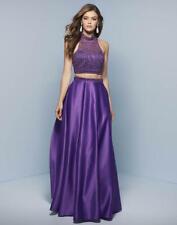 Splash Prom Dress J761 Majestic Size 8 NWT