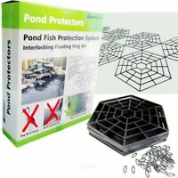 PondXpert Pond Protectors Floating Interlocking Rings Set Herons PXPPROT