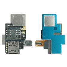Original LG Optimus Speed p990 sim lectores slot tecla tubería cable Flex