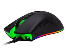 Rosewill RGB Gaming Mouse, 12000 dpi, 11 RGB Effects, Optical, Wired, NEON M60