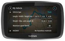 TomTom Telematics pro 5250 sistema de navegación camiones, taxi, automóviles, Truck OVP
