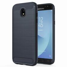 Funda Samsung Galaxy J5 2017 SM-J530 - Carcasa TPU Tipo Carbono Carbon Fiber