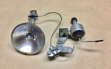 VINTAGE UNION HEAD LIGHT AND SCHWINN APPROVED GENERATOR for BICYCLES~W. GERMANY