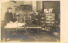 USA MICHIGAN  CALHOUN BATTLE CREEK HOSPITAL  THE X RAY LABORATORY RP pu  1910