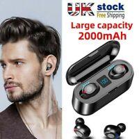 Bluetooth Wireless Earbuds Headphones Earphones Headset Tws Mini Stereo 5.0 Pro