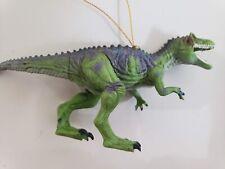 "Kurt S Adler Dinosaur Allosaurus 5.5"" Christmas Ornament New With Tag"