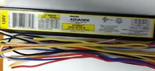 12PC PHILIPS ADVANCE REB-4P32-N 73582 4LAMP BALLAST(OPEN FROM THE FIXTURE)