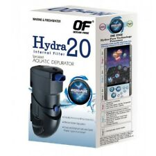 FILTRO HYDRA 20 ACUARIO MARINO Y DULCE 6W 400L/H HASTA 100L AGUA