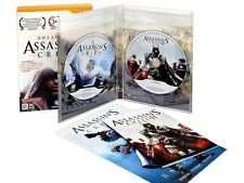 Assassin's Creed 3in1 Limited Edition (PC) RUSSIAN! NEW! RAR!