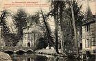 CPA Fervaques-La Touquest et l'entrée du Chateau (422478)