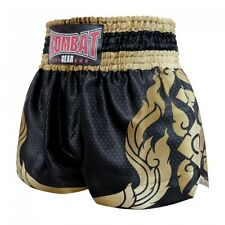 Muay Thai Boxing shorts Kombat Gear size L Muai Thai Shorts in Usa