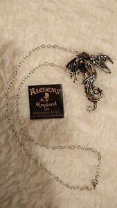 Alchemy Gothic Chemical Wedding  Necklace