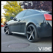 "19"" NICHE MILAN MACHINED CONCAVE WHEELS RIMS FITS INFINITI G37 G37S COUPE"