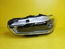 BMW X2 Headlight Lamp Near Side Left Front 2019 F39 RHD LED 8738187