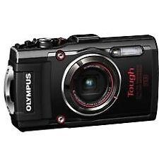 Camara digital Olympus Tg-4 negra 16mp