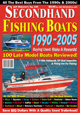 Secondhand Fishing Boats 1990 - 2005 mag. Reviews Signature, Haines, Quintrex