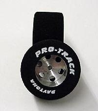 "Pro Track ""TQ Custom"" 1 1/16"" x .700 wd Rear Drag 1/24 Slot Car Tires"