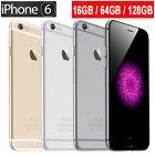 Apple iPhone 6 16gb 64gb 128gb Space Grey Silver Gold Unlocked Smartphone