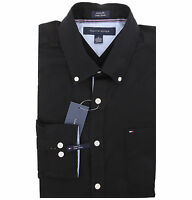Tommy Hilfiger Men's Long Sleeve Button-Down Custom Casual Shirt - $0 Free Ship