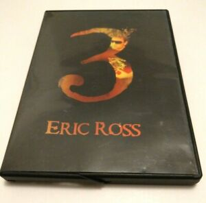 3 by Eric Ross - Professional Close-Up Magic Trick DVD