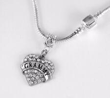 Grammy Necklace Grandmother chain Grandma Present Grammy Jewelry mothers day