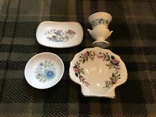 4 Pretty Pieces Of Wedgwood Ceramics