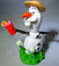 OLAF IN SUMMER Disney FROZEN Movie TOY PVC FIGURE Birthday Cake Topper FIGURINE!