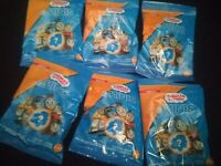 Lot of 6 Thomas The Train & Friends Minis Blind Bag 2019/2 Series 2 Sealed Toys