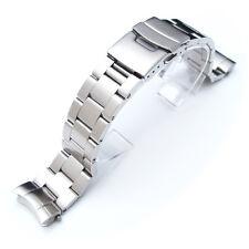 20mm Super Oyster Metal Bracelet for Sumo SBDC001, SBDC003, SBDC005, Brushed