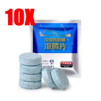 10PCS HOT!!! Multifunctional Effervescent Spray Cleaner Tablets Car Cleaning