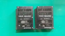 Lot of 2units ASAHI Pack Driver AK-BX501V