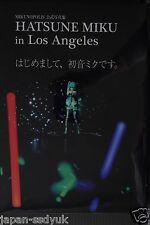 "JAPAN Mikunopolis Official Photo Book ""HATSUNE MIKU in Los Angeles"""