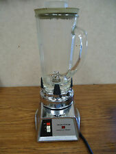 Waring Commercial Blender with Glass Mixing Container, Model 5011
