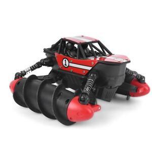 2.4GHz RC Ferngesteuertes Fahrzeug Auto Modell Amphibien Wasserdicht Spielzeug