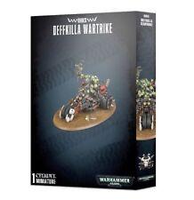 Deffkilla Wartrike Ork Warhammer 40K NIB