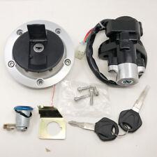 Suzuki GSXR600 750 1000 SV1000 SV650 GSX1250F Ignition Switch fuel tank cap lock