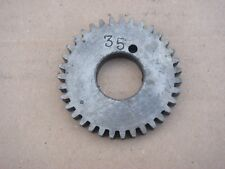 RAGLAN LITTLE JOHN ROUND HEAD MK1, 35t CHANGE WHEEL GEAR