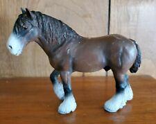Schleich 2000 Clydesdale Horse Figure