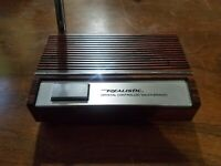Working Vintage Realistic Crystal Controlled Weather Radio Model No. 12-141