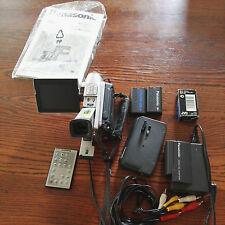 Panasonic Digital Video Camera NV-DS5EG