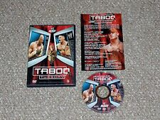 WWE Taboo Tuesday 2005 DVD Complete